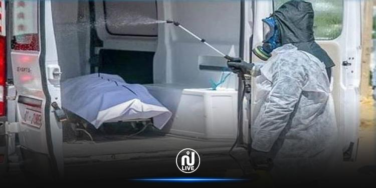 باجة: وفاة  عجوز  الـ 110 سنوات بفيروس كورونا