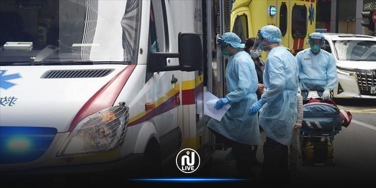 بريطانيا :1610 وفيات بفيروس كورونا  في يوم واحد