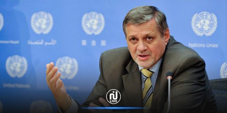 تعيين الدبلوماسي السلوفاكي يان كوبيش مبعوثا للأمم المتحدة إلى ليبيا