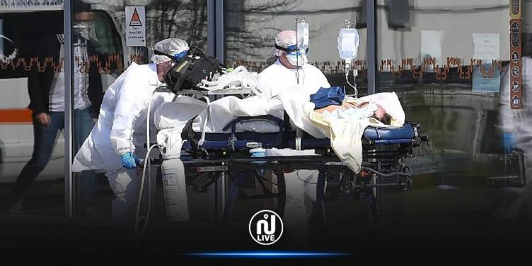 فرنسا تسجل 186 وفاة بكورونا في 24 ساعة