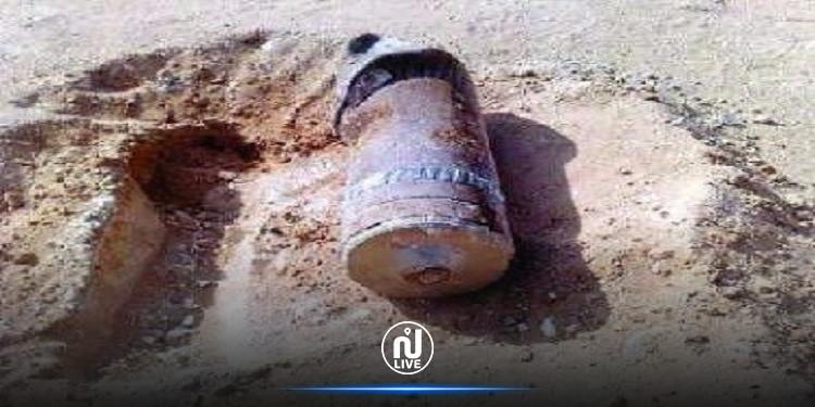 القيروان : العثور على قذيفة تعود إلى الحرب العالمية الثانية