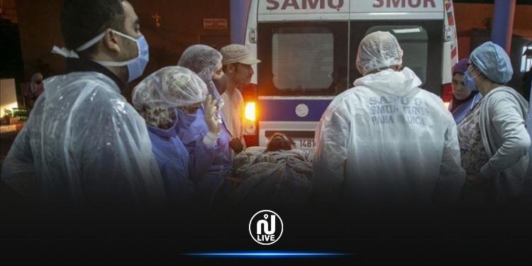حصيلة ضحايا كورونا في تونس تتجاوز عتبة الـ8 آلاف