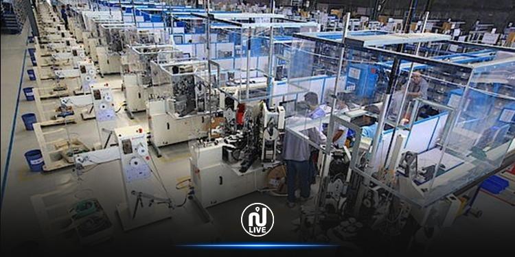 شبه استقرار في القطاع الصناعي في تونس