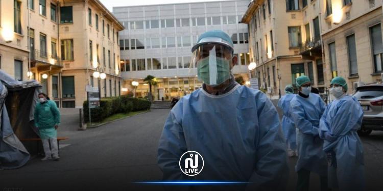375 وفاة جديدة بكورونا في فرنسا