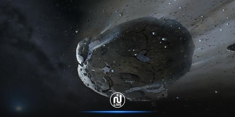 اكتشاف مياه ومواد عضوية  على سطح كويكب!