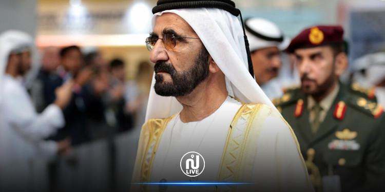 حاكم دبي يطلق حملة لتوزيع 100 مليون وجبة طعام في 20 دولة