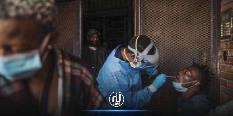 وفيات كورونا في إفريقيا تتجاوز عتبة 118 ألف حالة