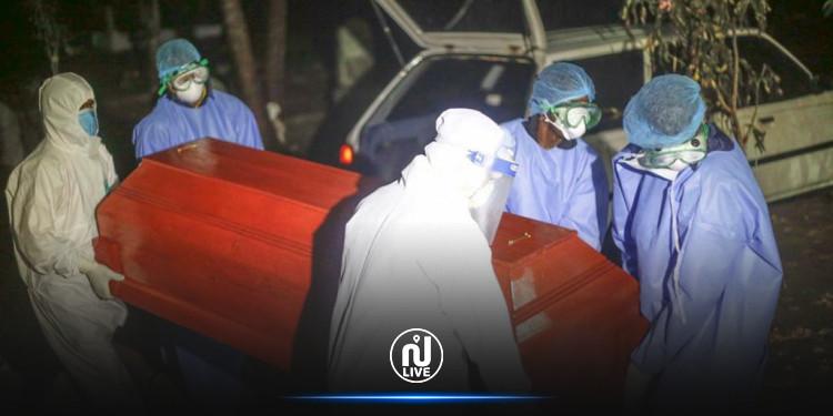 الكاف : 3 وفيات و 165 إصابة جديدة بفيروس كورونا