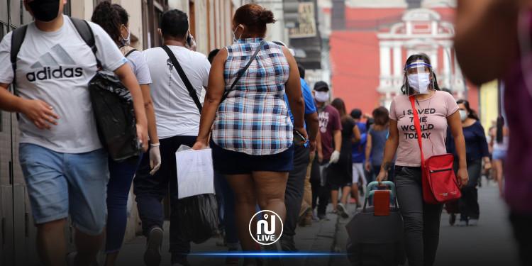 بيرو.. تضاعف حصيلة وفيات كورونا بعد مراجعة البيانات الحكومية