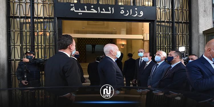 المرايحي: سعيد دخل على وزارة الداخلية كأنه يؤلب شقا داخلها ضد المشيشي