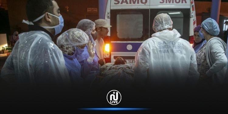 القيروان .. 19 وفاة و595 إصابة جديدة خلال 24 ساعة