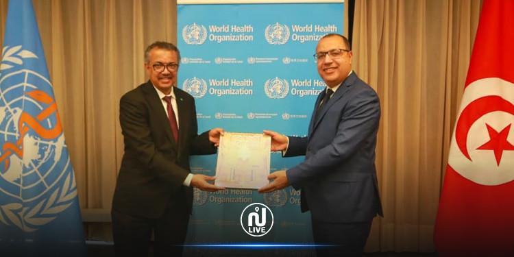 من مقر منظمة الصحة العالمية.. المشيشي يؤكد على الترفيع في نسق جلب تلاقيح كورونا