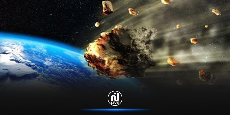 كويكب يقترب من الأرض  بسرعة 13  كيلومترا في الثانية !
