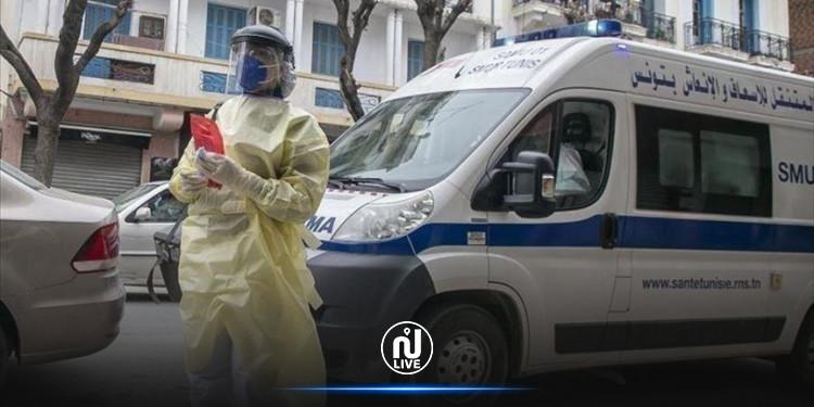 59 وفاة و 3960 إصابة جديدة بكورونا في تونس