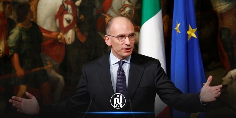 رئيس الوزراء الايطالي  السابق: إما عودة الديمقراطية أو أن النتيجة  المصرية  وشيكة في تونس