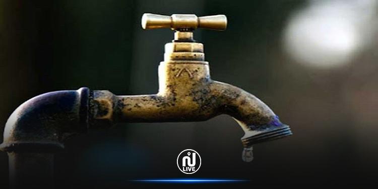 غدا.. انقطاع مياه الشرب في عدد من المناطق بأريانة