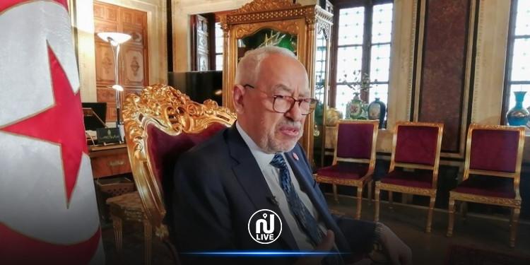 الغنوشي يتهم الإمارات بالوقوف وراء الاستيلاء على السلطة في تونس