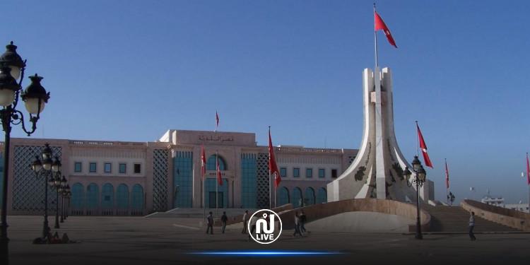 حقيقة جمع القوات الأمنية و العسكرية لأرشيف بلدية تونس