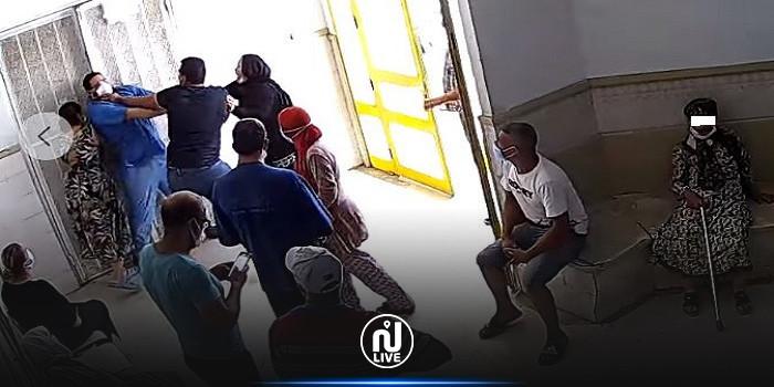 بطاقة إيداع بالسجن في حق الشاب المعتدي على طبيب مستشفى الياسمينات