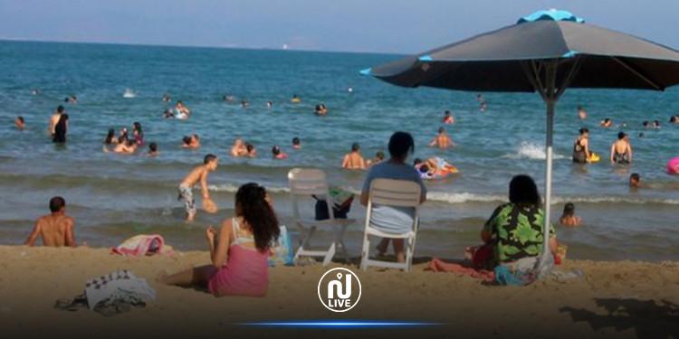 مصالح الحرس البحري تدعو المصطافين إلى تجنب السباحة