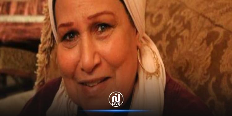 الفنانة المصرية فتحية طنطاوي في ذمة الله
