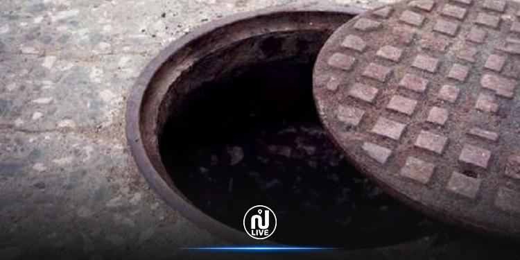 الحامّة : العثور على جثّة شاب مختف منذ 4 سنوات  بأحد مجاري الصرف الصحّي
