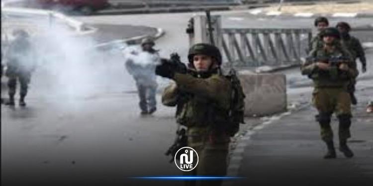 الضفة الغربية.. استشهاد فلسطيني برصاص قوات الإحتلال