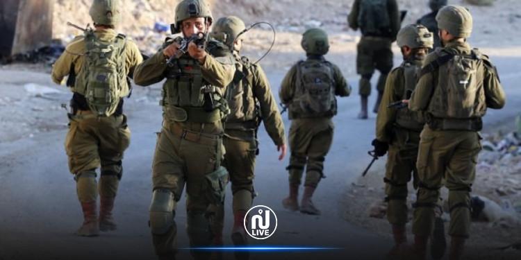 استشهاد 4 فلسطينيين برصاص قوات الإحتلال