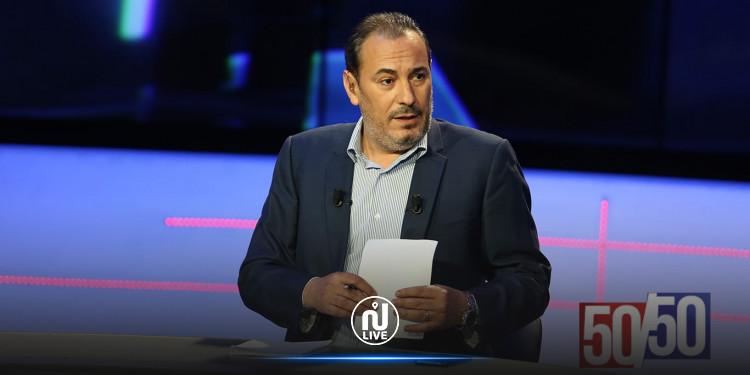 انسحاب الإعلامي معز بن غربية من قناة قرطاج+