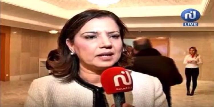 سميرة الشواشي تنفي مقاطعة نواب الإتحاد الحر لجبهة الإنقاذ ، والنواب يستغربون (فيديو)