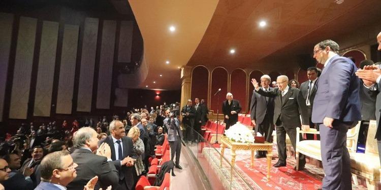 رئيس الجمهورية يفتتح مدينة الثقافة بتونس ويؤكّد: الحرية والثقافة متلازمتان تتغذّى كل منهما من الأخرى (صور)