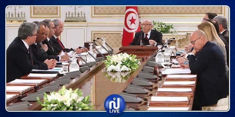 رئيس الجمهورية يدعو إلى اجتماع عاجل لمجلس الأمن القومي