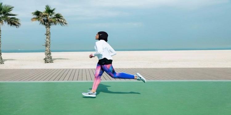 Nike تصدر تشكيلات رياضية جديدة للمحجبات (صور)