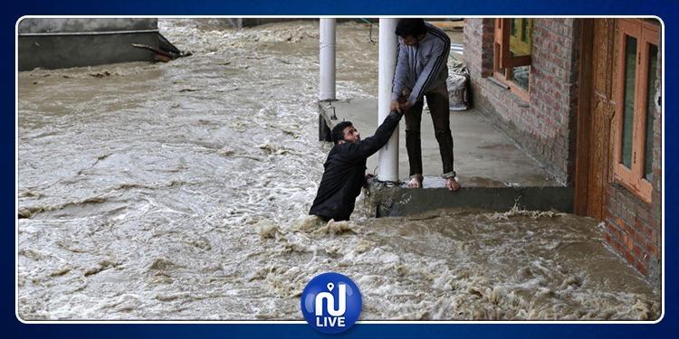 مقتل 17 شخصا جرّاء السيول غرب أفغانستان