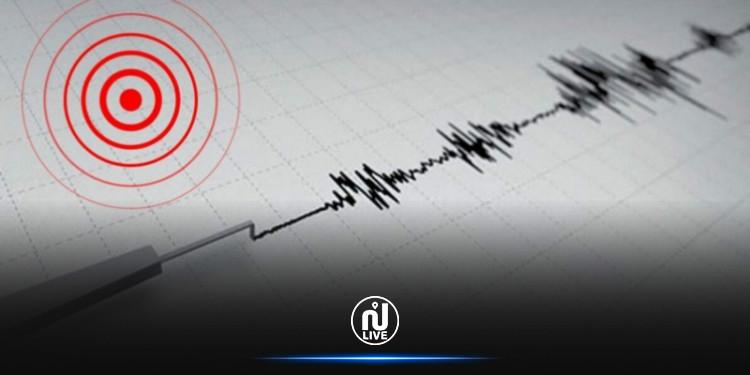 Zaghouan : Une secousse tellurique d'une magnitude de 2,94 degrés enregistré dans le sud