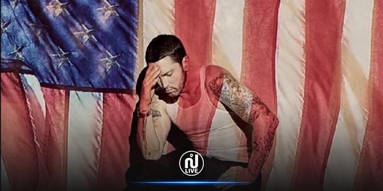 Eminem, le plus gros vendeur de disques du XXIe siècle