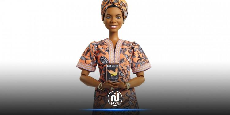« Inspiring Women » : Maya Angelou a enfin une Barbie à son effigie