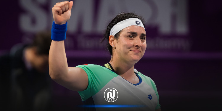 Tennis - WTA : Ons Jabeur se hisse à la 30e place mondiale