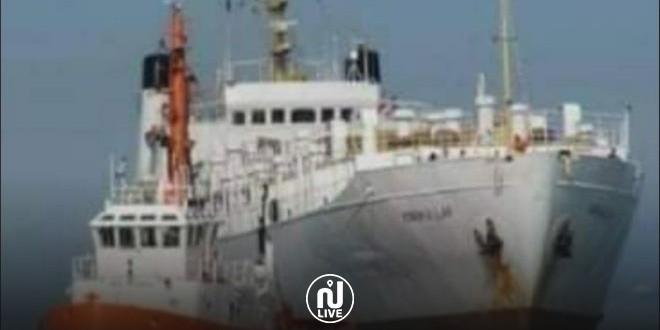 OMMP : Le bateau transportant des bovins soupçonnés d'avoir la maladie de la langue bleue interdit de débarquer au port de Bizerte