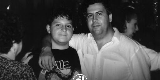 Juan Pablo Escobar : L'amer gloire de son père