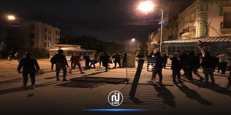 Troubles nocturnes à Bizerte