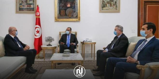 La crise des finances publiques au cœur d'un entretien entre Mechichi et le gouverneur de la BCT