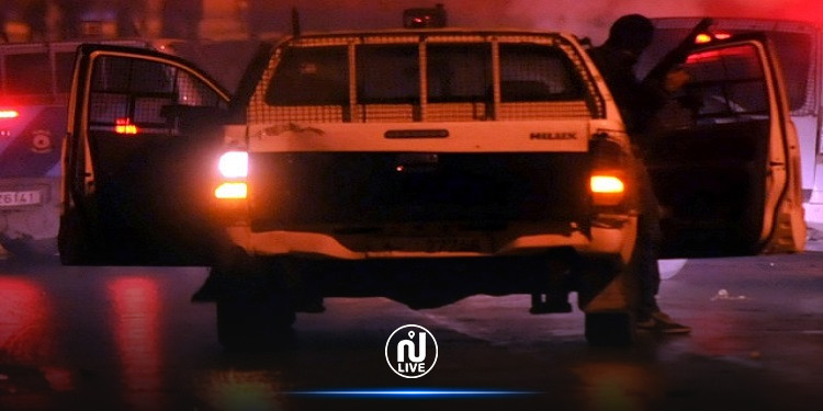Kasserine : 15 personnes arrêtées pour actes de vandalisme