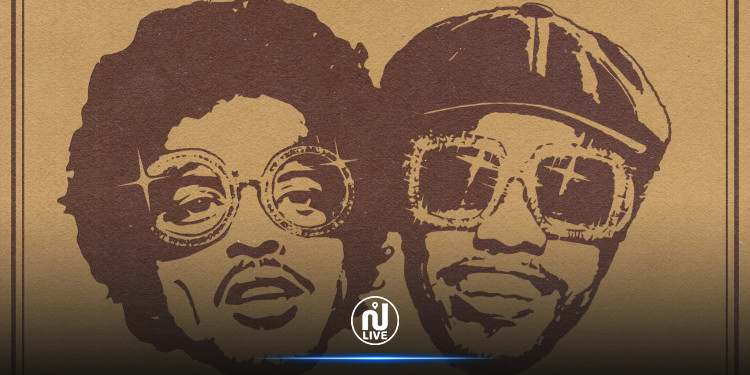 « Silk Sonic » : Anderson .Paak et Bruno Mars collaborent pour un prochain album