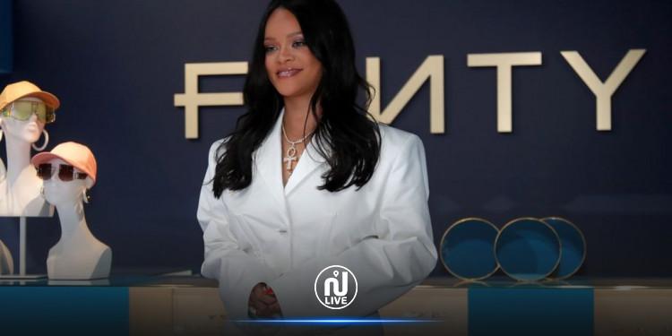 Fenty : La marque de la chanteuse Rihanna suspendue temporairement