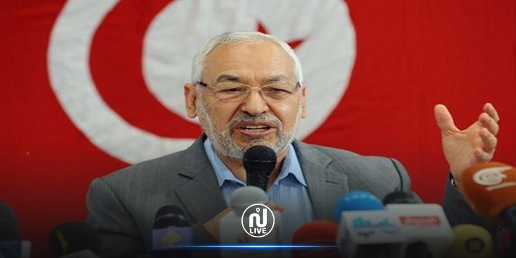 Rached Ghannouchi invite Hamma Hammami à rejoindre la marche d'Ennahdha