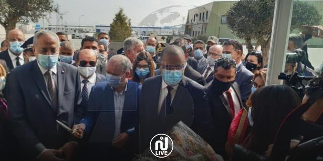 """Béja : Le chef du gouvernement inaugure le 2ème centre technologique """"Elife"""""""