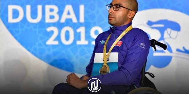 Handisport - Championnat international Fazaa de Dubaï : La Tunisie remporte 2 médailles d'or et 1 bronze