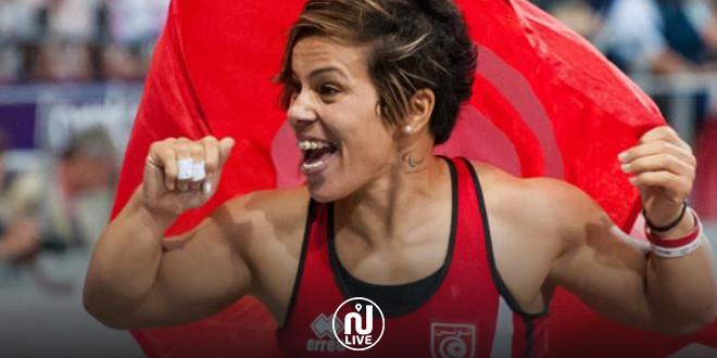 Handisport - Tournoi international Fazzaa de Dubai : Raouaa Tlili remporte la médaille d'argent