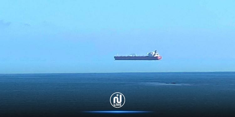 Le météorologue de la BBC explique les raisons scientifiques de la photo du navire planant